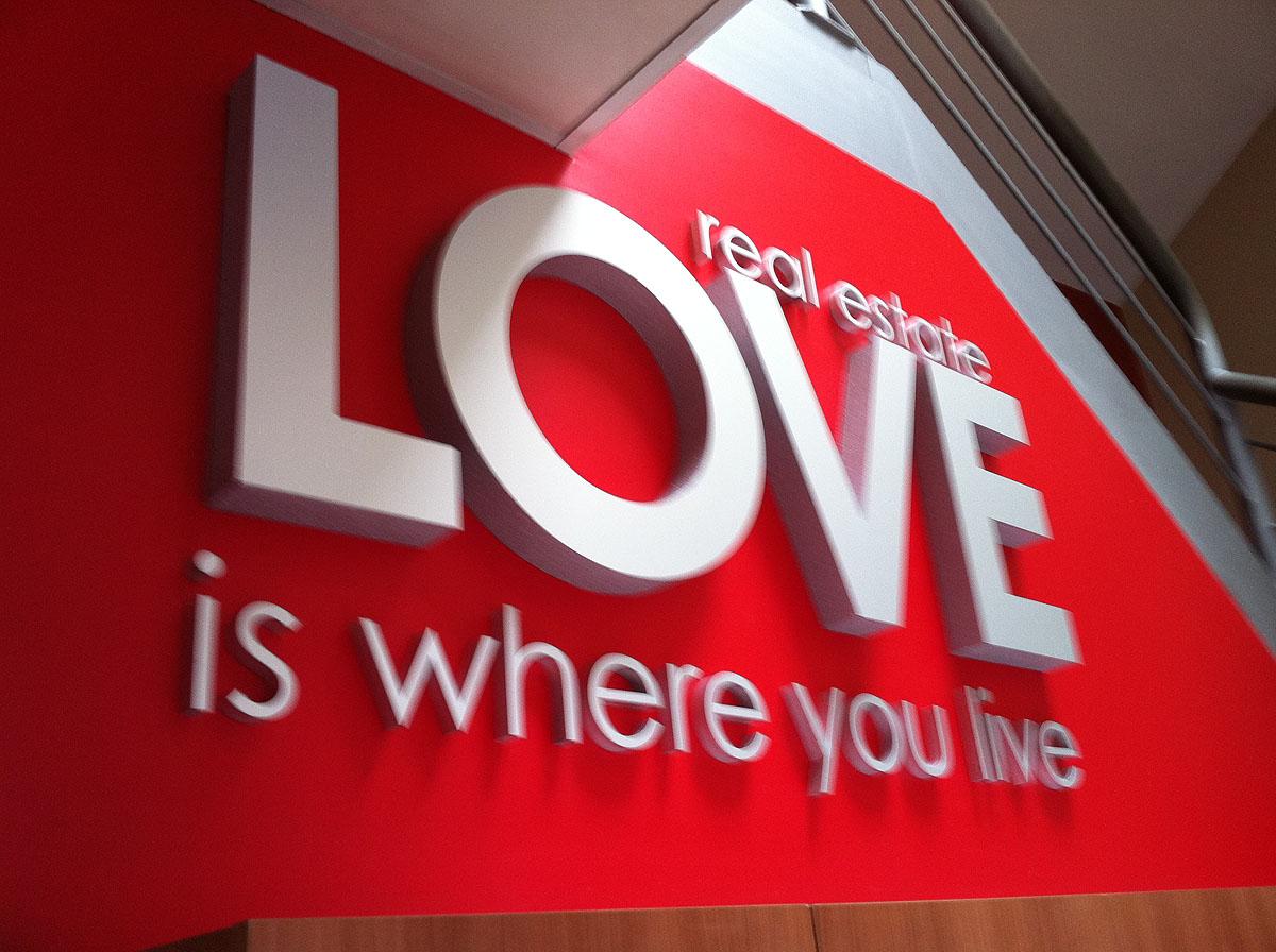 love real estate property finder